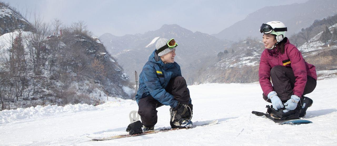 関東のスキー場