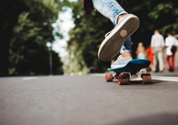 スケーターシューズ